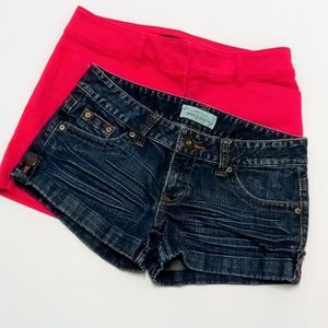 Aeropostale and limited pair of shorts Lot 03